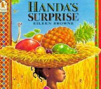 Handa's Surprise by Eileen Browne 9780744536348 | Brand New | Free UK Shipping