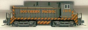 KATO 1764354 N Scale EMD NW2 SOUTHERN PACIFIC #1315 DCC 176-4354  NEW