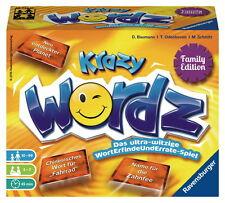 Ravensburger Familienspiel Partyspiel Krazy Wordz Family 26733
