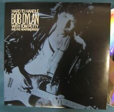 "BOB DYLAN w/ TOM PETTY & THE HEARTBREAKERS ""Hard To Handle"" Laserdisc Live 1986"