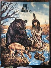 Avett Brothers Poster Cox Business Center Tulsa, OK 3/2/18