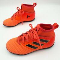 Adidas 17.3 Junior Kids Sock Football Boots Orange Size Children's UK 11K