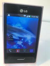 LG E400 Optimus L3-Rosa (Desbloqueado) Teléfono Móvil
