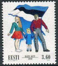 Estonia 1999 **  Correo Yvert nº  340 Manifestación por la Independencia - HB 1