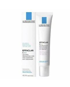 La Roche-Posay Effaclar K[+] Anti-Blemish Moisturiser 40ml - BNIB **WOW**