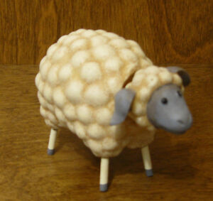 "ANIMAL ANTICS BOBBLES #4461-6 SHEEP, 3"" NEW From Retail Store Mint/Box by RANGER"