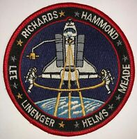 NASA Space Shuttle Mission Patch