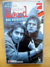 VHS-VIDEO NEU VERSIEGELT ALLES AUSSER MORD - DAS KUCKUCKSEI 1995 DIETER LANDURIS