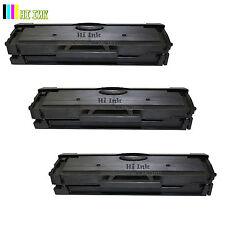 3PK MLT D101S D101L Toner For Samsung SCX-3401 3405 3405FW 3405W ML2165W 2166W