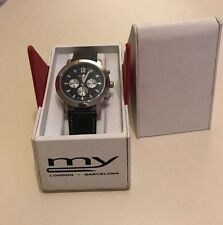 2000 My London Barcelona men's watch