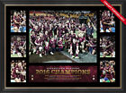 Queensland Maroons 2016 NRL State of Origin Champions Tribute Framed Cronk Smith