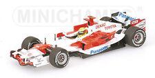 Panasonic Toyota Racing TF106 2006 # 7 R. Schumacher 2006 1:43 Model 400060007