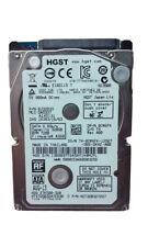 "HGST TravelStar Z7K500 HTS725032A7E630 320GB 2.5"" SATA III Laptop Hard Drive"