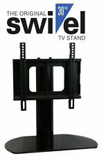 """Universal Replacement Swivel TV Stand/Base for 20""""-40"""" Sharp LCD/LED Flat Panels"""