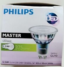 Lampe Philips 707692 MASTER LED ExpertColor 5.5-50W GU10 930 36D