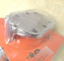 HARLEY  ROAD IRON   CHROME TRANSMISSION END COVER - 5 SPEED BIG TWIN 1987 + UP
