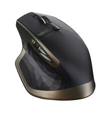 NEW Logitech MX Master Wireless Bluetooth Mouse PC & Mac Black 910-005313 AMZ