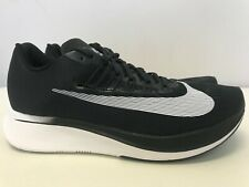 Men's Size 11.5 Nike Zoom Fly Black/White-Anthracite (Racing) 880848-001 SKU AA