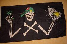 Fahne Flaggen PIRAT MIT BIER 150x90cm TDShop24