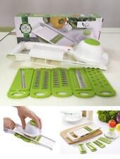 Magic Julienne Slicer Slice Waffle All Your Veggies Heavy Duty Grater Set