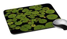 Water Plants Mouse Pad Comfort AntiSkid Mouse Pads Mats Laptop Computer PC