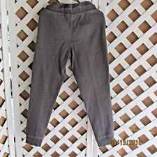 Childrens Black Pull on Pants Size 0