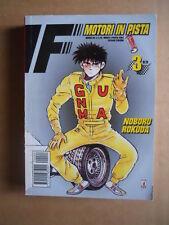 MOTORI IN PISTA Vol.3 di 28 Noboru Rokuda Edizione Star  Comics   [G371G]