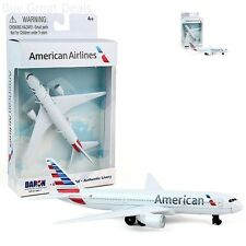 New Daron Airplane American Airlines Single Plane Aircraft Model