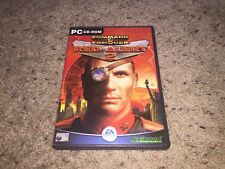 Command & Conquer: Red Alert 2 (PC, 2000) *REPLACEMENT CASE AND MANUAL ONLY!*