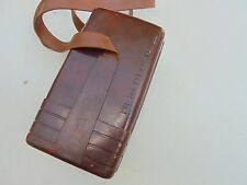 Vintage Revere eight MM Movie Camera Model 55 Bakelite Case