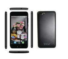 "Smart Phone,4G,Mobile,DualSim,QuadCore,Black,VoLTE, 1GB+8GB,5"",Android6.0"