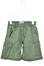 The Children's Place Boys Shorts Cargo 5 Green Cotton