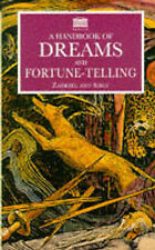 Very Good, A Handbook Of Dreams And Fortune-Telling, Zadkiel And Sibly, Book