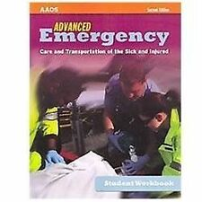 ADVANCED EMERGENCY - AAOS (COR) - NEW PAPERBACK BOOK