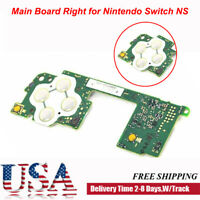 1pcs Joy-Con Motherboard Main Board Right for Nintendo Switch NS Replacement