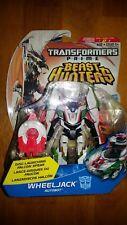 Transformers Prime Beast Hunters Deluxe Class Wheeljack