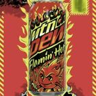 Mountain Dew Limited Edition Flaming Hot (1) One 16oz Can CONFIRMED SHIPPING