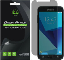 2-Pack Dmax Armor Privacy Anti-Spy Screen Protector for Samsung Galaxy J7 Prime