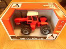 ALLIS CHALMERS 7580 4WD TRACTOR // PART NUMBER ERTL16316