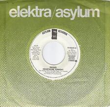 THE EAGLES  Heartache Tonight  rare promo 45 from 1979