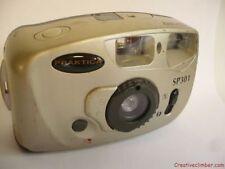 Built - in Flash Compact PRAKTICA Fixed Focus Film Cameras