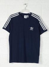 T-shirt Uomo adidas 3-stripes cotone sportiva tempo libero Moda L