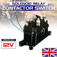 Solenoide SND12005 12V para torno o la cola camión de recuperación de vehículos comerciales de elevación