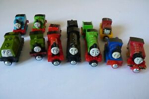 BUNDLE of 10 Engines from Take n'Play, Round Magnets (see pictures) P+P DISCOUNT