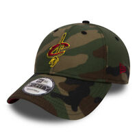 Cleveland Cavaliers Cap Camo NBA Basketball New Era 9Forty Cap Kappe Camouflage