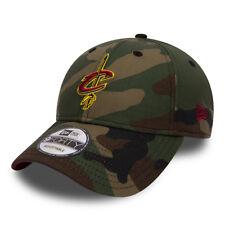 Cleveland Cavaliers CAP CAMO NBA Basket New Era 9 Forty CAP BERRETTO MIMETICO