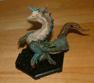 CAPCOM Monster Hunter LAGIACRUS Figure Builder THE BEST Vol 4,5,6