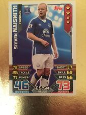 Match Attax Season 15/16 #107 Steven Naismith - Everton FC