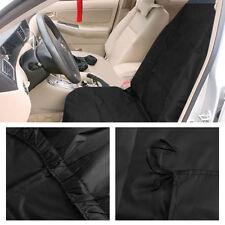 High Quality Front Seat Cover Universal Car Van Black Waterproof Protector UK