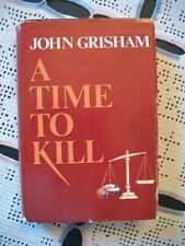 A Time To Kill (John Grisham, 1989 HCDJ) BCE
